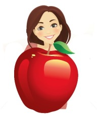apple-woman
