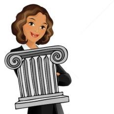 pillar-woman
