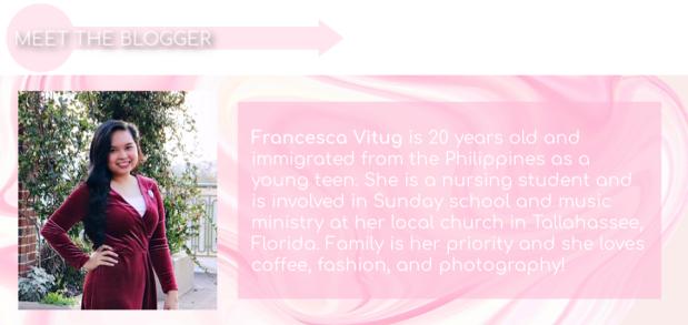 Francesca Vitug Bio