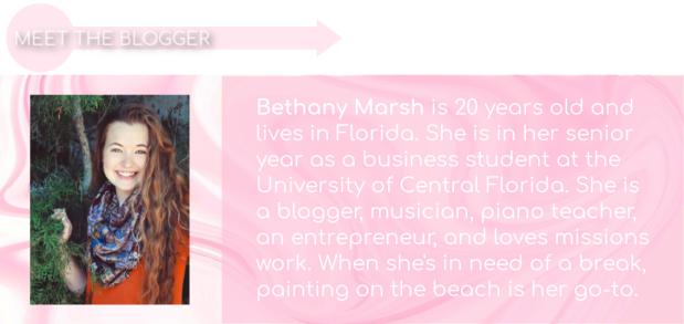 Bethany Marsh Bio